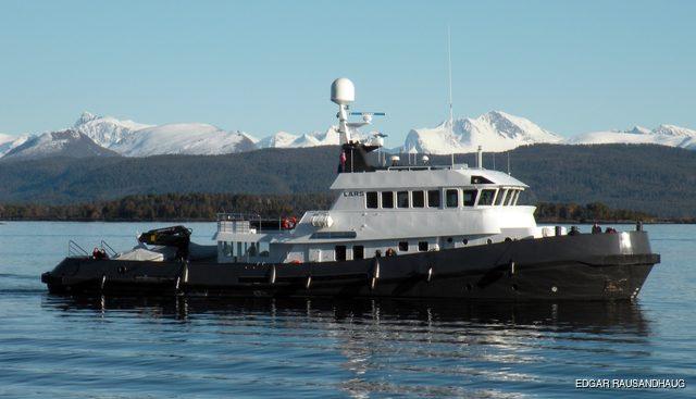 Noorderzon Charter Yacht