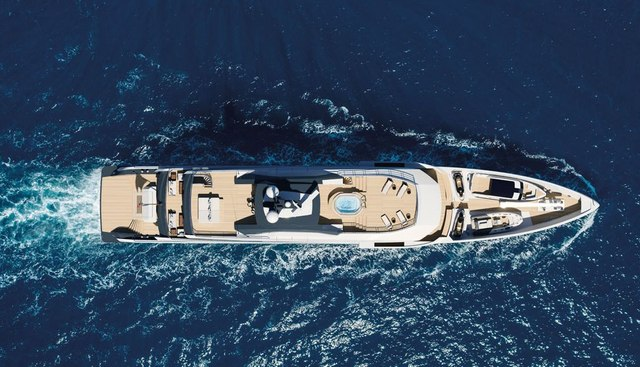 Amels 60/ 01 Charter Yacht