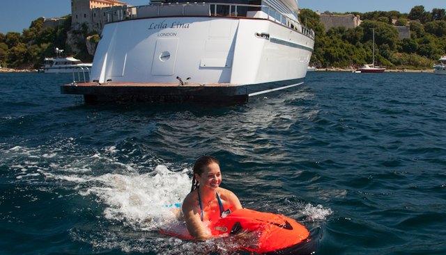 Trapezus Charter Yacht - 5