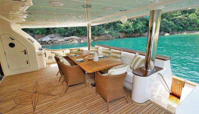 Tenggiritoo Charter Yacht - 2