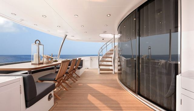 Esther 7 Charter Yacht - 8