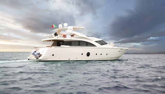 QUESTA è VITA Charter Yacht