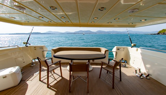 Say Yes Charter Yacht - 3