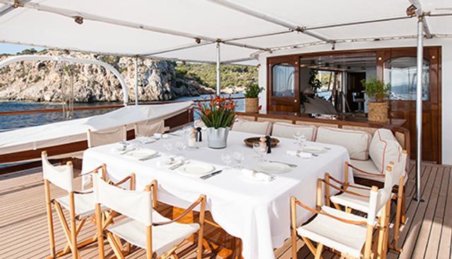 Shemara Charter Yacht - 4