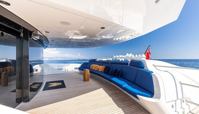 Royal Falcon One Charter Yacht - 4