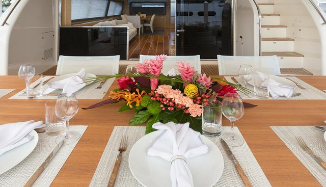 La Pace Charter Yacht - 5