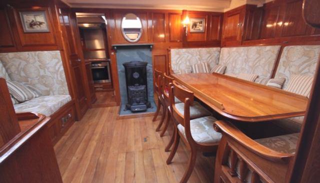 Halcyon Charter Yacht - 8