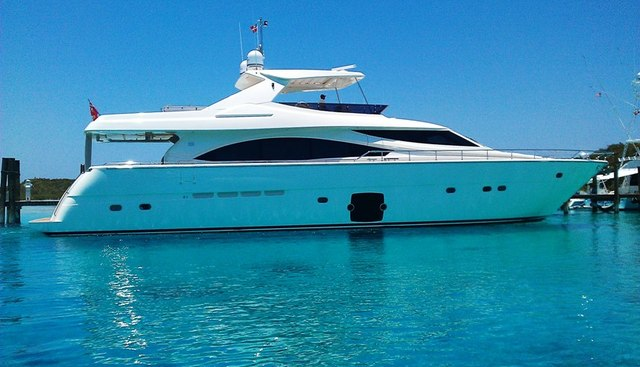 Seven One Charter Yacht