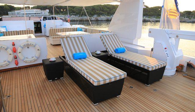 Hemilea Charter Yacht - 2