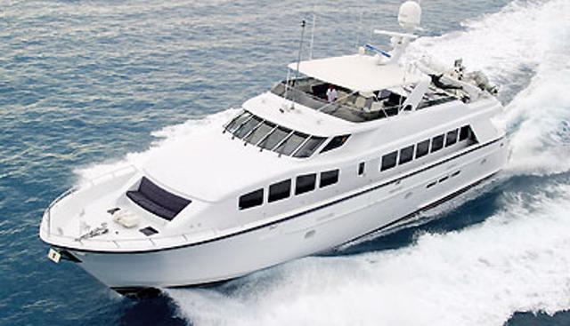 Pure Vida Charter Yacht - 2