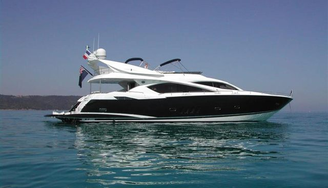 Fantasia of London Charter Yacht