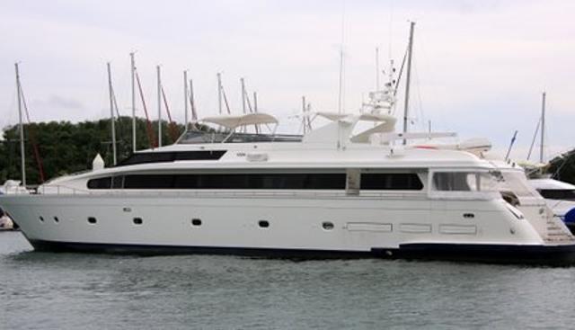Gamayun Charter Yacht - 2