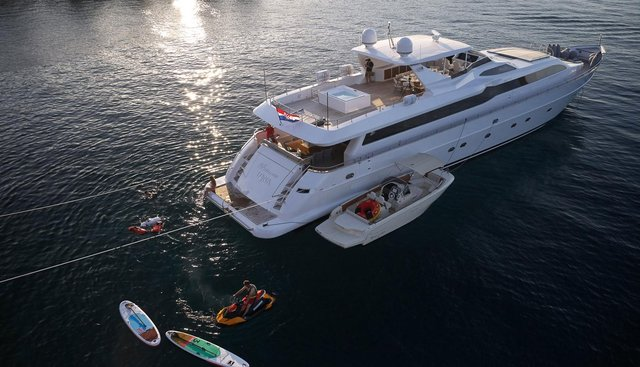 Princess Lona Charter Yacht - 5