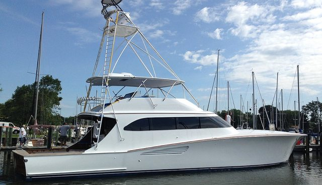 Chasin Tail Charter Yacht - 3