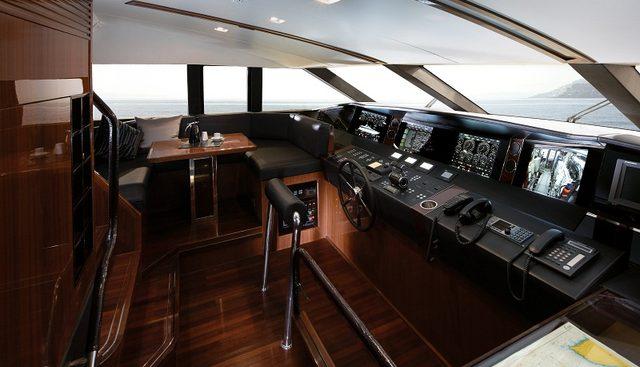 Antheya II Charter Yacht - 4
