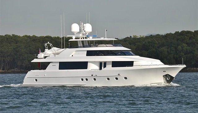 Ubiquitous Charter Yacht - 4