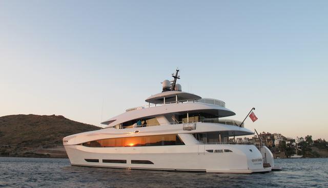 Quaranta Charter Yacht