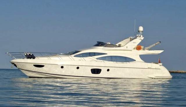 Adam Charter Yacht