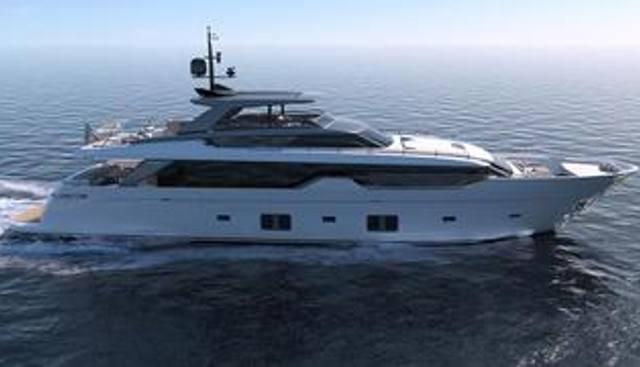 Deep Blue III Charter Yacht