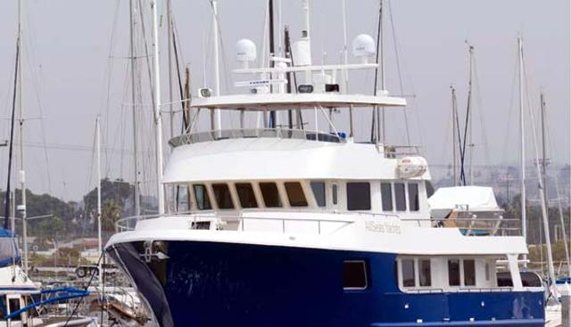 Allseas Yachts Expedition 92' 2 Charter Yacht - 2