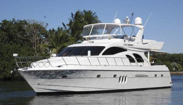 Always Something Charter Yacht