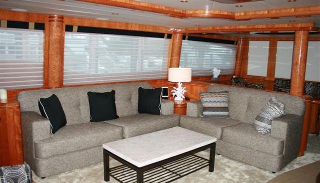 Triton Charter Yacht - 4