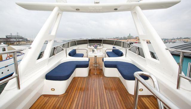 United Spirit Charter Yacht - 2
