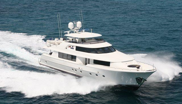 No Shortcuts Charter Yacht - 6