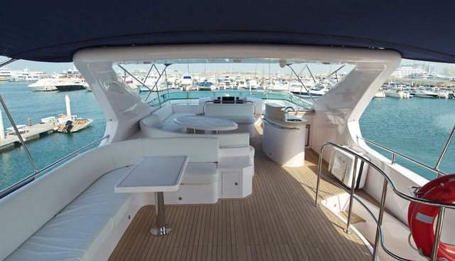 Emerald Charter Yacht - 2