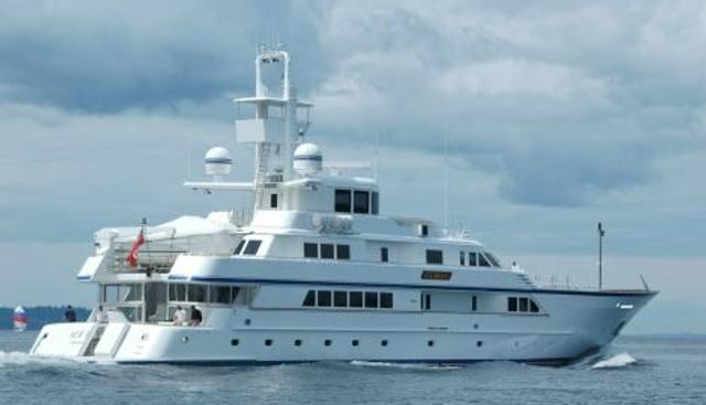 Ice Bear Charter Yacht - 5