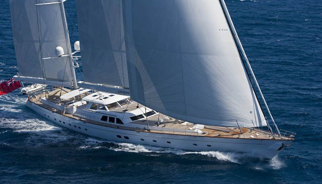 Ethereal Charter Yacht