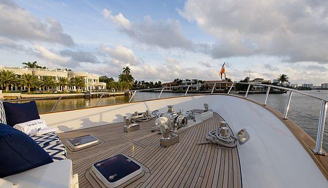 Fat Sheila Charter Yacht - 7