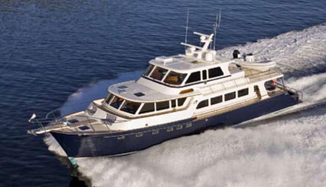 Bye-Luv Ya-Sea Ya Charter Yacht