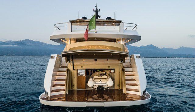 Taboo of the Seas Charter Yacht - 4