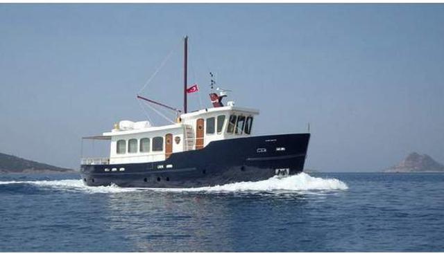 Atlantic Trawler 66 Charter Yacht - 2
