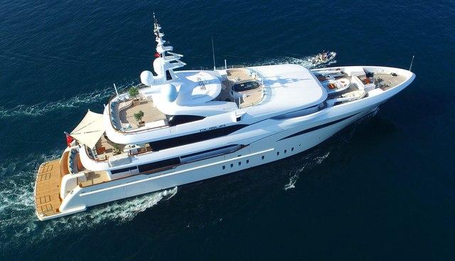 Dusur Charter Yacht