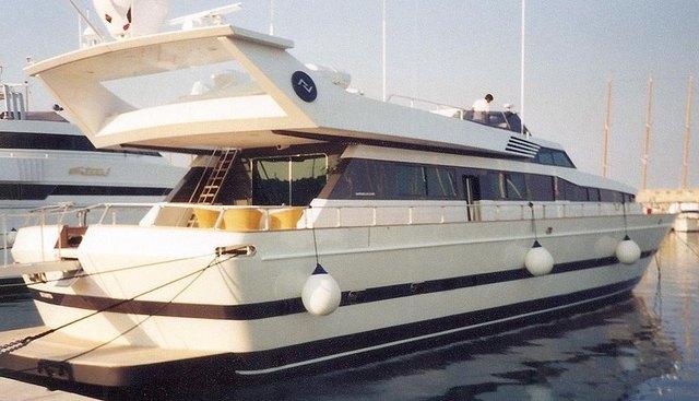Blowzy Charter Yacht