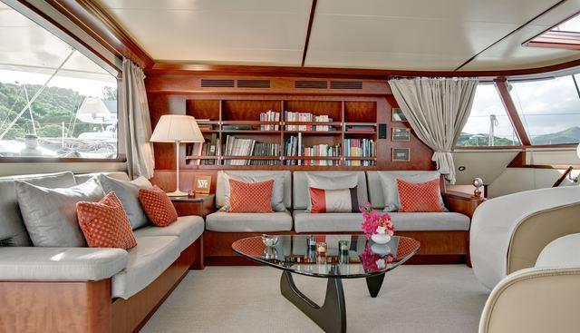 Azizam Charter Yacht - 4