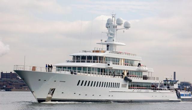 Fountainhead Charter Yacht - 4