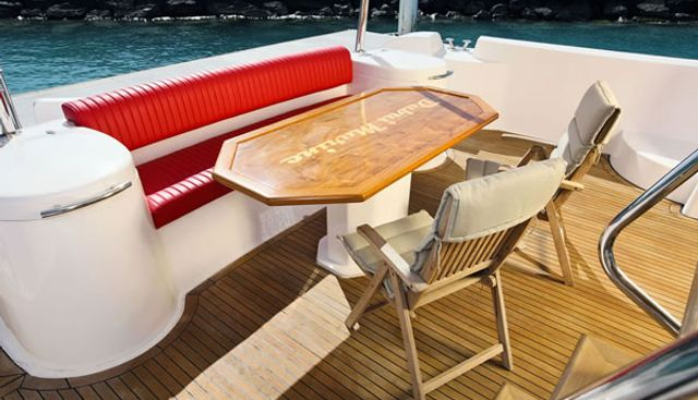 Duretti 85 Charter Yacht - 3