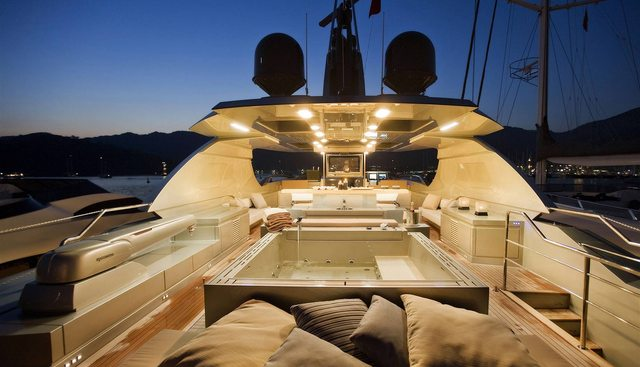 Fusion Charter Yacht - 3