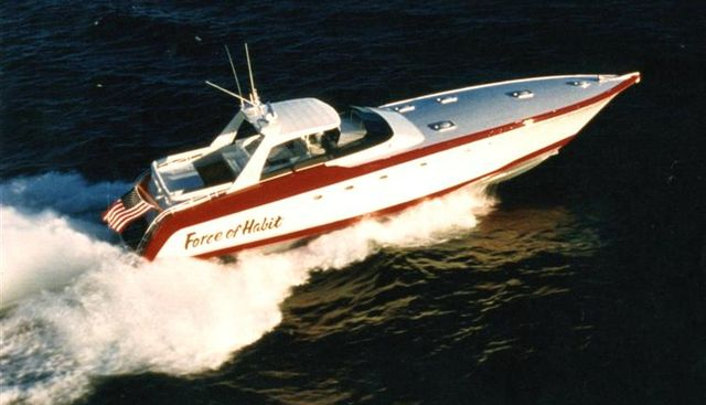 Force of Habit Charter Yacht