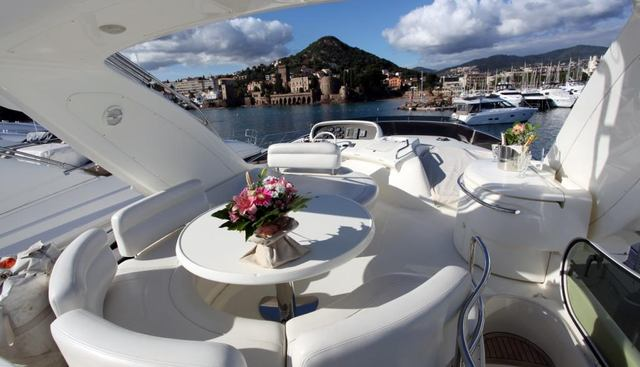 Princess Sissi Charter Yacht - 3