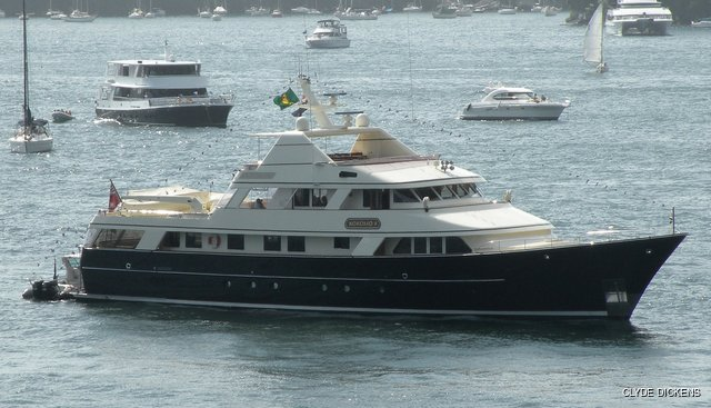 Kokomo II Charter Yacht - 3