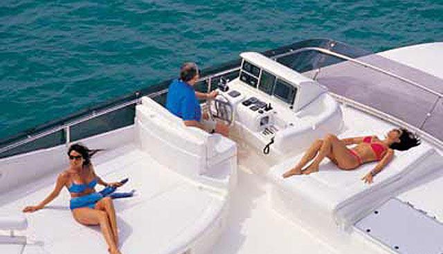 Overlook II Charter Yacht - 3