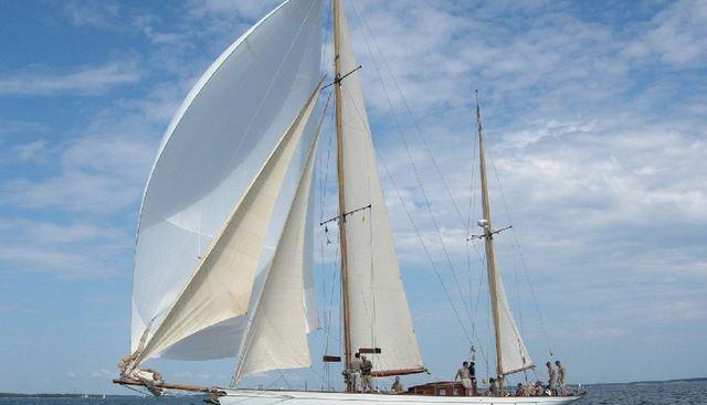 Talisman Charter Yacht
