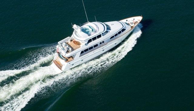 Chillin Charter Yacht - 3