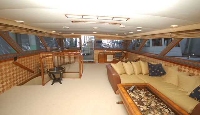 Kestrel Charter Yacht - 2