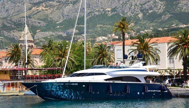 Hitech Racing Charter Yacht