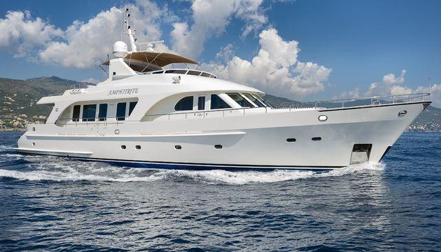 Amphitrite Charter Yacht - 2